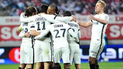 法甲-卡里略建功 摩纳哥1-1第戎暂登榜首