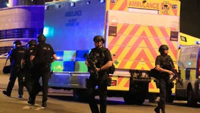 IS宣称对英国曼彻斯特爆炸案负责 已致22人死亡