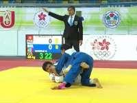 亚洲柔道锦标赛 第1日(全场录播)