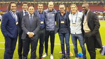 皇马8大传奇巨星齐助阵 共狂揽20座欧冠