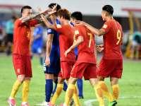 【录播】热身赛-中国男足VS菲律宾男足 全场录播