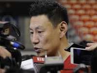 李楠:队长未定以老队员为主 执教首秀在家乡很紧张