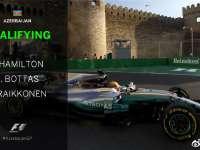 F1阿塞拜疆站排位赛 全场录播