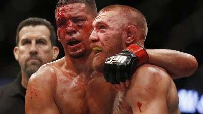 "UFC最嚣张拳王""嘴炮""四部曲之三 滑铁卢之败"