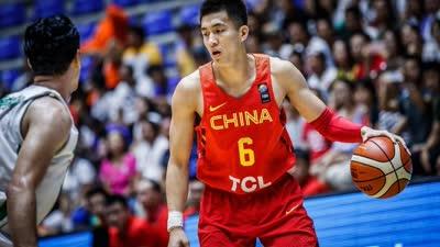 亚洲杯-郭艾伦19分 中国61-60逆转伊拉克