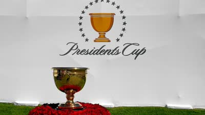 总统杯美国队7连冠无限接近 有望刷新夺冠分差纪录