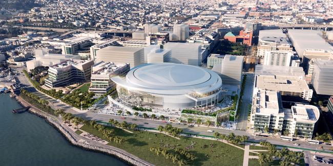 勇士正式申办NBA全明星赛 最早也要2021年