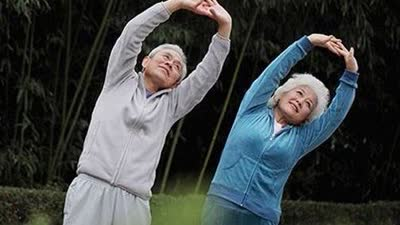 重阳不老 看看那些70岁+老人们如何像风一样奔跑