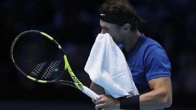 ATP年终总决赛 纳达尔救四赛点仍不敌戈芬