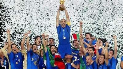 再见青春!意大利06冠军一代全告别 仅剩5人未退役