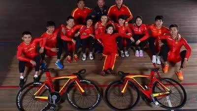 中国场地自行车队剑指里约:最强阵容力争金牌零的突破