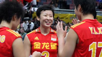 专业解析技战术 前女排队长冯坤:中国女排最棒!