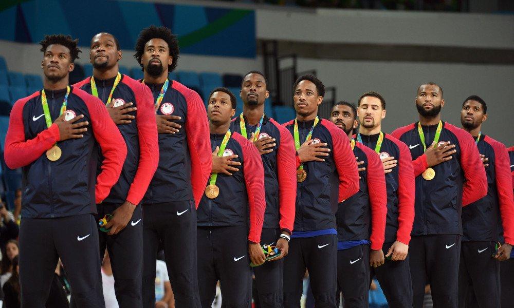 杜兰特,汤普森,格林今夏作为美国梦之队的成员参加里约奥运会,并最终