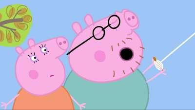 粉红猪小妹 第一季14