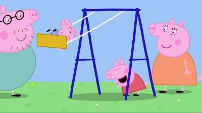 粉红猪小妹 第一季44