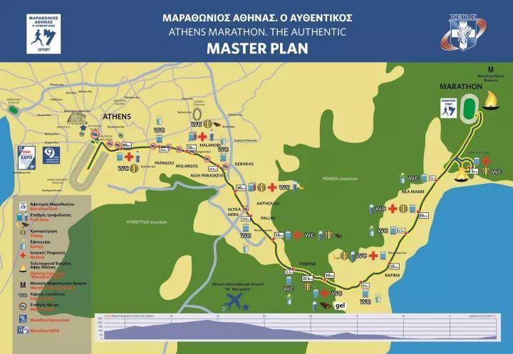 2017舟山马拉松线路图