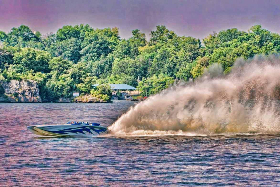 超高速H1无限快艇