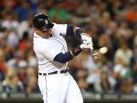 技术最全面打者 卡布雷拉18轰仍夺银棒