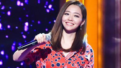 第五轮:模唱冠军与张靓颖荣耀合唱