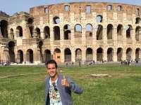 ATP杂志5月第3期 加·洛佩兹游览罗马