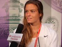 乐视网球专访萨卡里 想跟小威一决高下