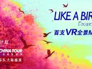 逃跑计划首支VR全景MV《Like a bird》
