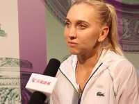 维斯尼娜半决赛后专访 称小威发挥堪称最佳