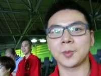 8小时车程只为看田涛比赛 中国观众:值得!