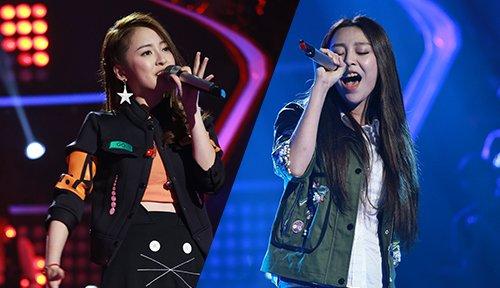 刘雪婧VS徐歌阳