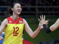 惠若琪是老队员 她可以将女排所有运动员团结起来