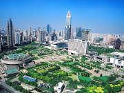 上海观光巴士浦西红线-淮海路人民广场
