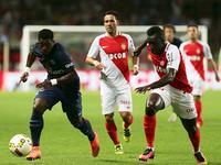 摩纳哥vs巴黎圣日耳曼