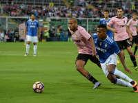 意甲-阿尔维斯重炮造乌龙 尤文1-0客胜巴勒莫