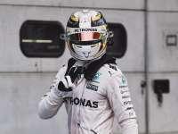 F1马来西亚站排位资讯:汉密尔顿杆位 法拉利第三排