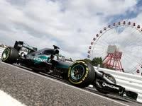 F1日本站周五练习赛资讯:罗斯伯格称霸 法家力压红牛
