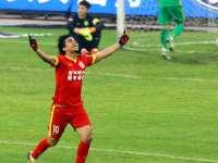 中超-莫雷罗破门 亚泰2-1国安乐视落后绿城3分