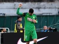 中超-伊尔马兹传射 国安乐视3-1富力结束两连败