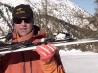 气质大叔教你双板滑雪  初学篇第一集认识雪具