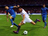 录播:塞维利亚VS萨格勒布迪纳摩(苗霖)2016/17欧冠小组赛