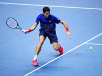 ATP年终总决赛小组赛 孟菲尔斯vs拉奥尼奇 20161114