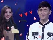 《非诚勿扰》20170204:人气女神张小倩邂逅Mr.Right 酒窝女孩勇敢追爱帅哥