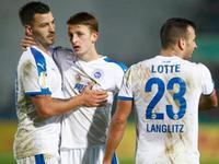 【第3轮】洛特运动2-0慕尼黑1860 奥利奇缺阵悍将传射