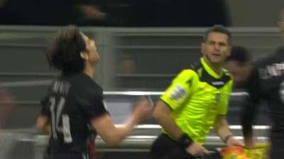【进球】拉帕杜拉灵性后脚跟直塞 费尔南德斯推射获首球