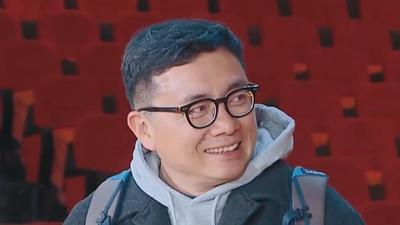黄志明老师重温拍摄场地