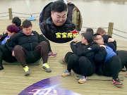 《我要好身材》20170420:胖友团入住训练营 可爱小胖贡献表情包