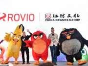 【乐尚播报】Rovio与红纺文化联手愤怒的小鸟将成为中国首个超级IP