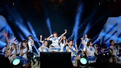 SNH48 X队《十八个闪耀瞬间》剧场公演
