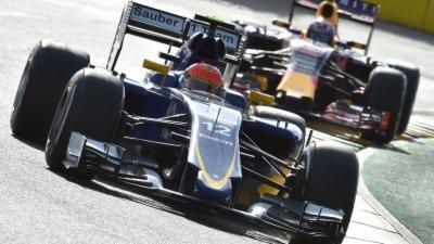 F1墨西哥站FP1(维修站)