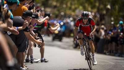 波特4度登顶威朗加山爬坡 提前锁定环澳总冠军
