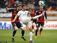 奥格斯堡1-1弗赖堡